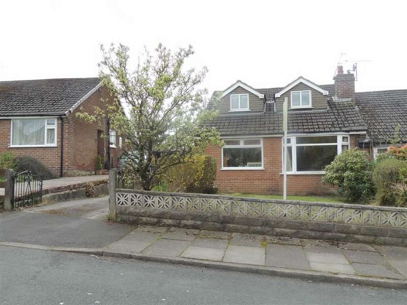 3 Bedrooms House for sale in Briarwood Crescent, Marple, Stockport