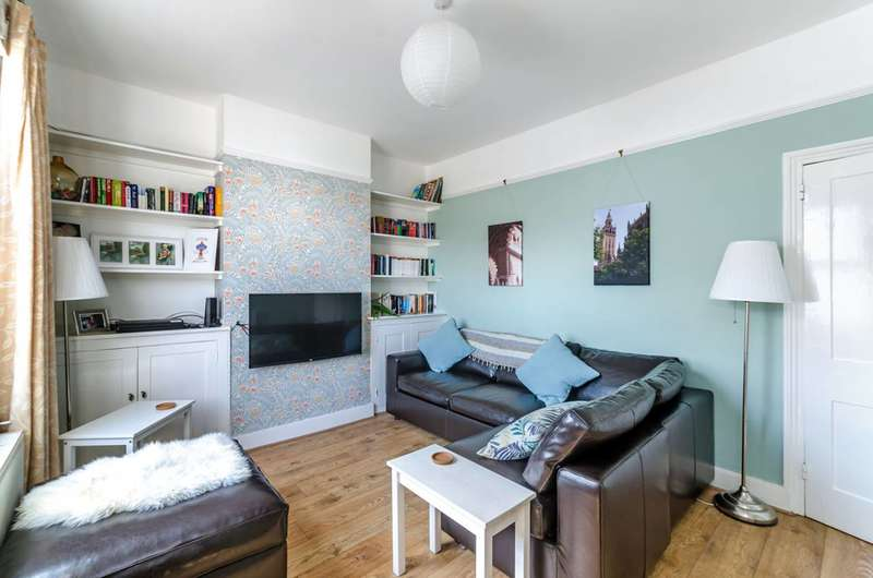 2 Bedrooms Terraced House for sale in West Street, Carshalton, SM5