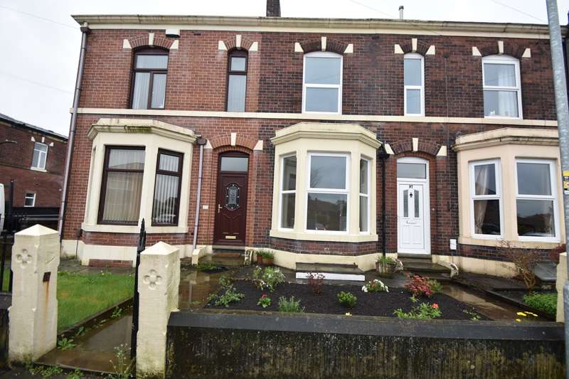 3 Bedrooms Terraced House for sale in Lily Hill Street, Whitefield, Manchester, M45