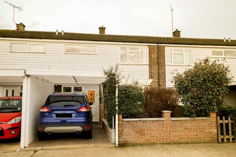 3 Bedrooms Terraced House for sale in Grenville Green, Aylesbury