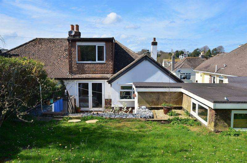 3 Bedrooms Semi Detached Bungalow for sale in BELMONT ROAD BRIXHAM