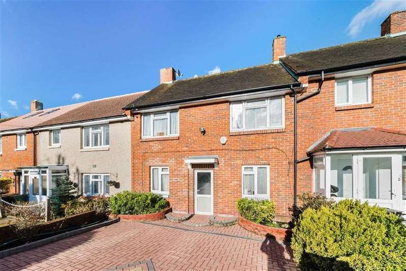 3 Bedrooms Terraced House for sale in Sutton Common Road, Sutton