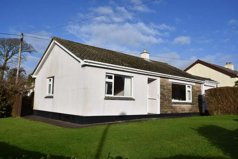 3 Bedrooms Detached Bungalow for sale in Albany Gardens, Redruth TR15