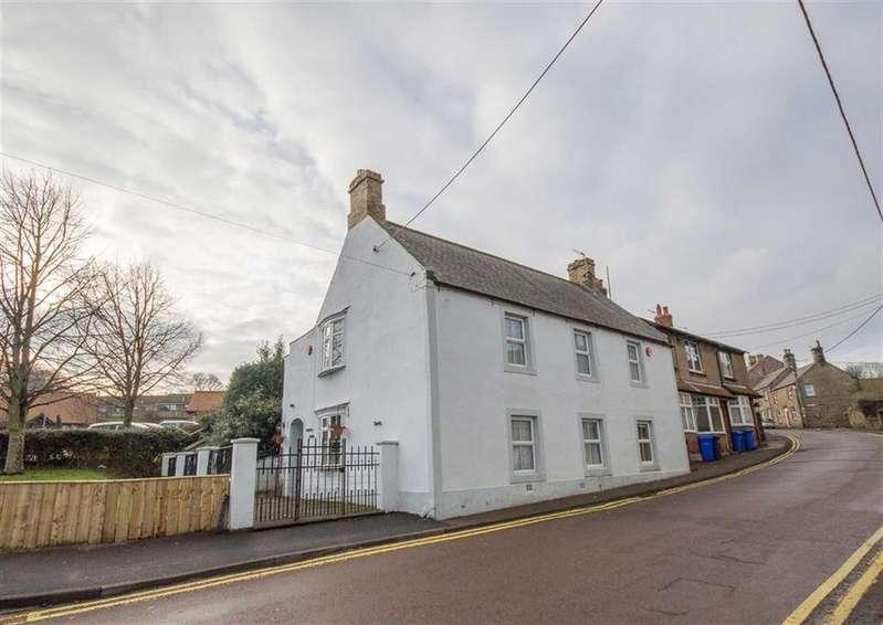 4 Bedrooms Detached House for sale in Ramseys Lane, Wooler, Northumberland, NE71