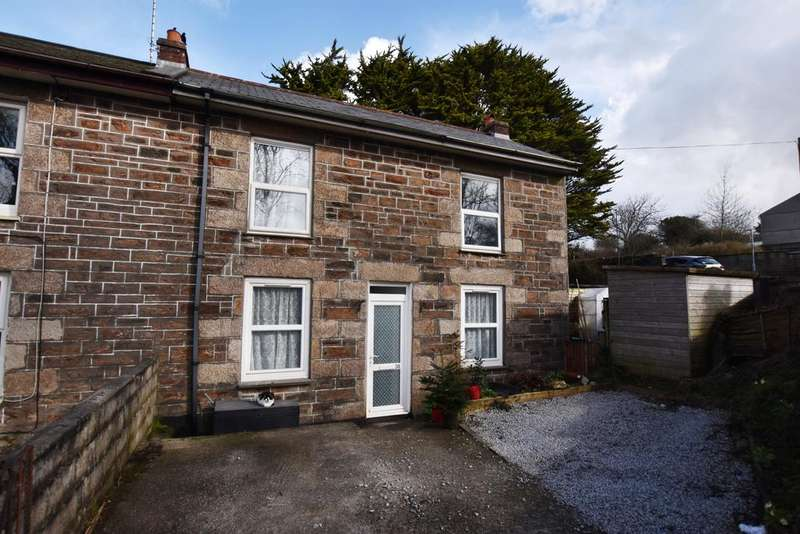 4 Bedrooms End Of Terrace House for sale in Drump Road, Redruth TR15