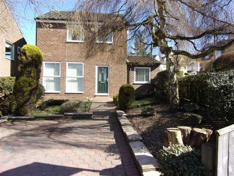 3 Bedrooms Detached House for sale in Oakfields, Burnopfield, Newcastle Upon Tyne