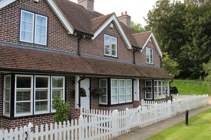 2 Bedrooms House for sale in Tollgate Cottages, Henley Road Hurley