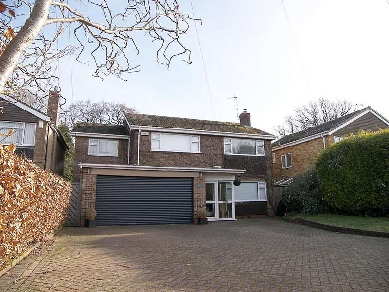 5 Bedrooms Detached House for sale in Park View, Hockley Heath