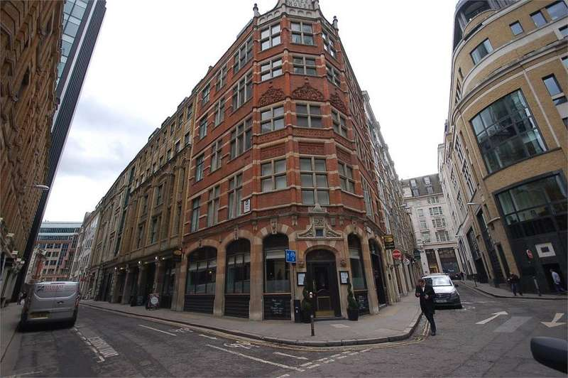 2 Bedrooms Apartment Flat for sale in 18-20 Creechurch Lane EC3A