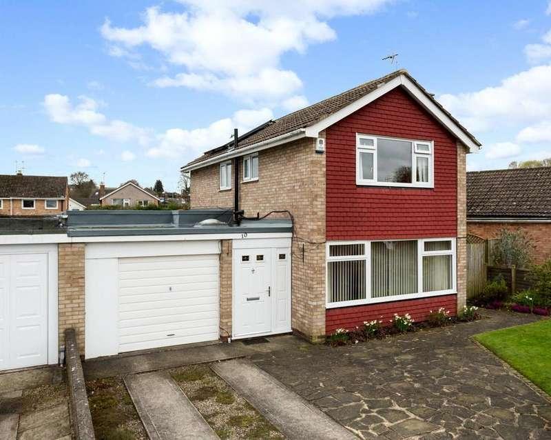 3 Bedrooms Detached House for sale in Farfield Avenue, Knaresborough