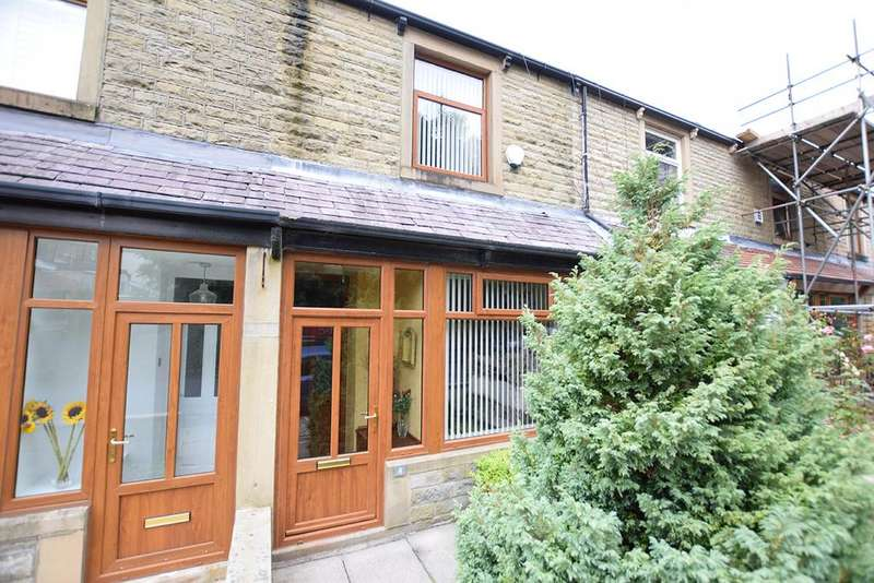 3 Bedrooms Terraced House for sale in Lansdowne Close, Burnley BB11
