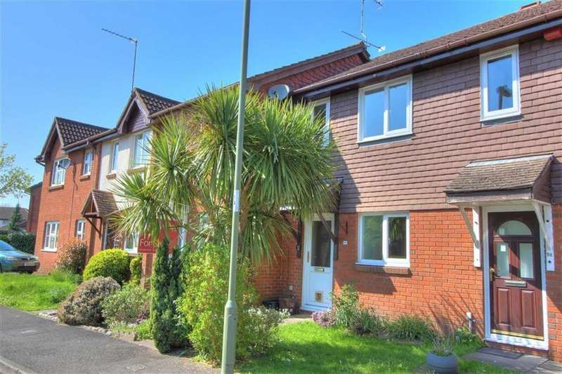 2 Bedrooms Terraced House for sale in Monmouth Close, Valley Park, Chandlers Ford, Hampshire
