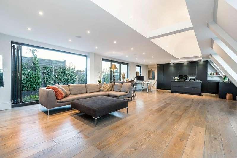 4 Bedrooms Penthouse Flat for sale in Penthouse, Kensington High Street, Kensington, London
