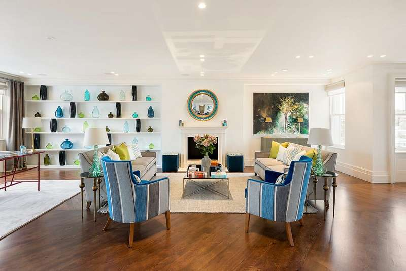 4 Bedrooms Flat for sale in Notting HIll W11