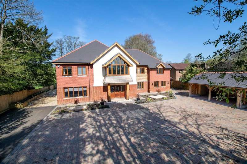 6 Bedrooms Detached House for sale in Chandlers Ford, Hampshire, SO53