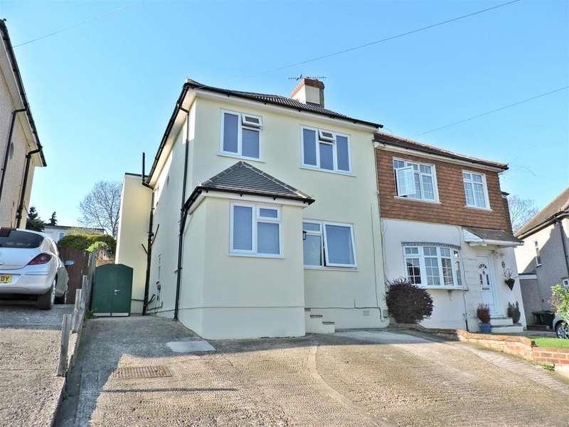 3 Bedrooms Semi Detached House for sale in Oakfield Park Road, Dartford, DA1 2SR