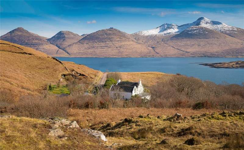 3 Bedrooms Detached House for sale in Creach, Killiemore, Aros, Isle of Mull, Argyll and Bute, PA72