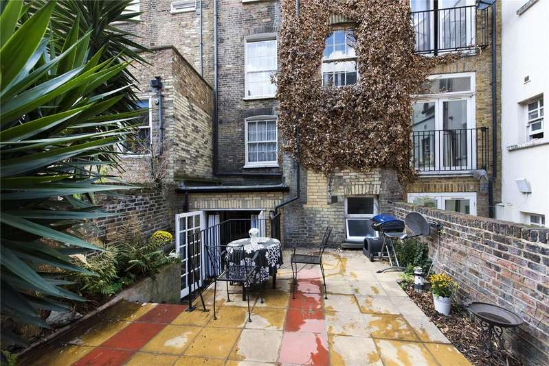 1 Bedroom Apartment Flat for sale in Cosway Street, London, NW1