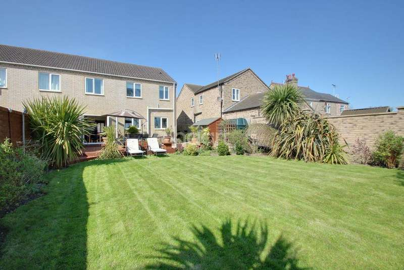 4 Bedrooms Semi Detached House for sale in Front Rd, Murrow