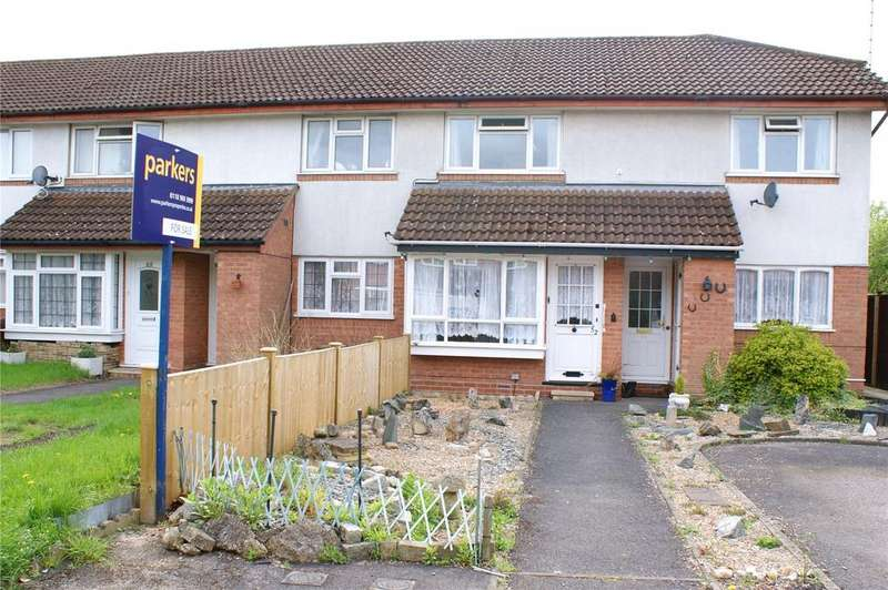 2 Bedrooms Terraced House for sale in Shackleton Way, Woodley, Reading, Berkshire, RG5