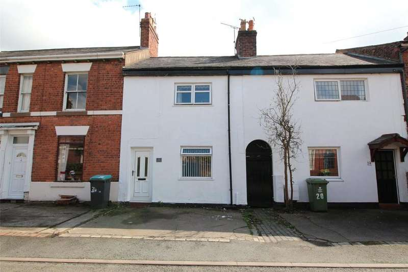 2 Bedrooms Terraced House for sale in Greenfield, Rhosddu, Wrexham, LL11