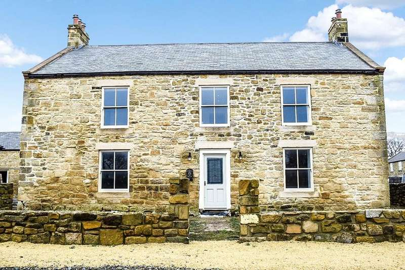 4 Bedrooms House for sale in Arcot Grange, Cramlington, NE23