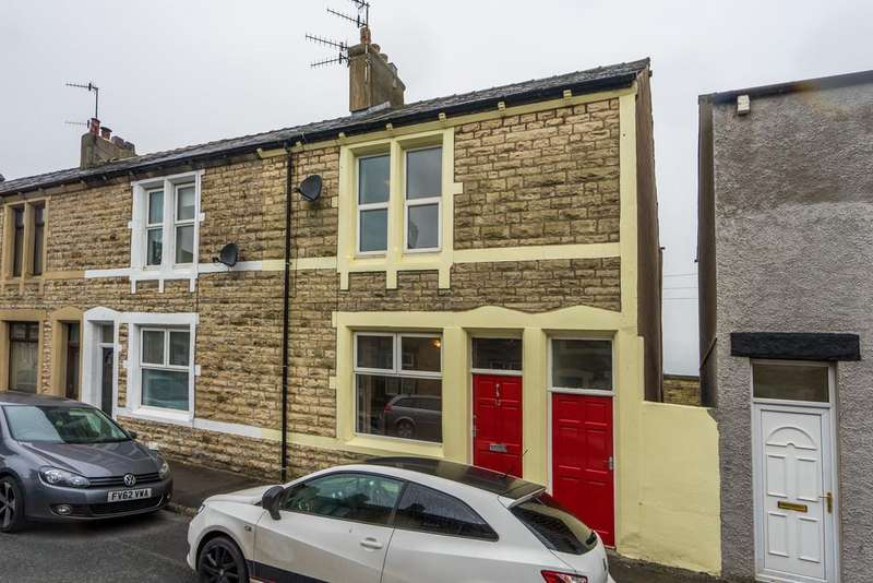 3 Bedrooms End Of Terrace House for rent in Hunter Street, Carnforth, LA5 9BP