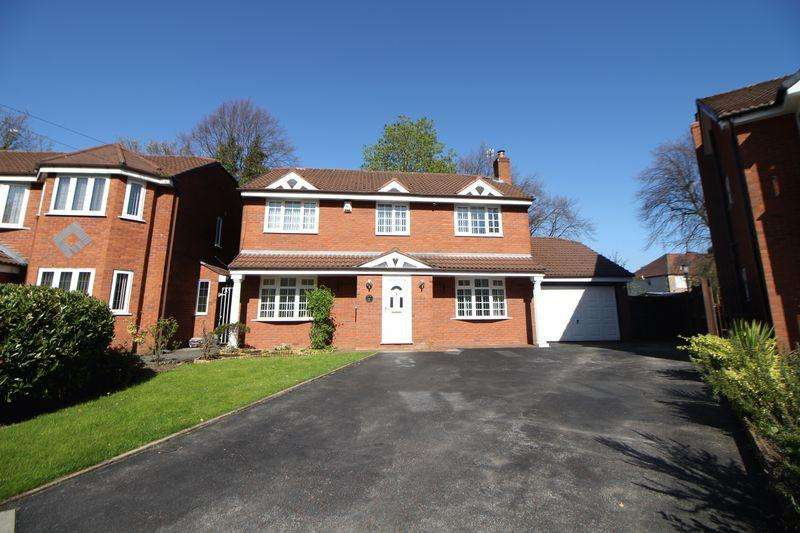 4 Bedrooms Detached House for sale in Sylvandale Grove, Bromborough