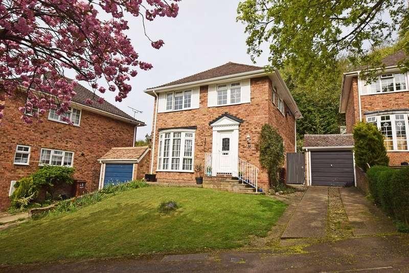 3 Bedrooms Detached House for sale in Grassy Glade, Hempstead, Gillingham, ME7