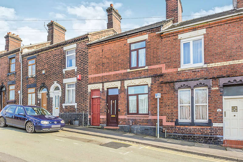 2 Bedrooms Property for sale in Garth Street, STOKE-ON-TRENT, ST1