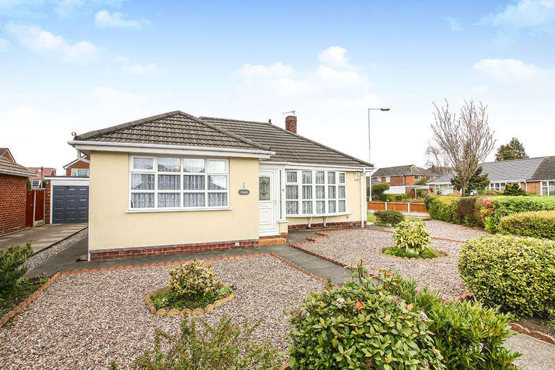 2 Bedrooms Detached Bungalow for sale in Arnside Close, Gatley, Cheadle, SK8