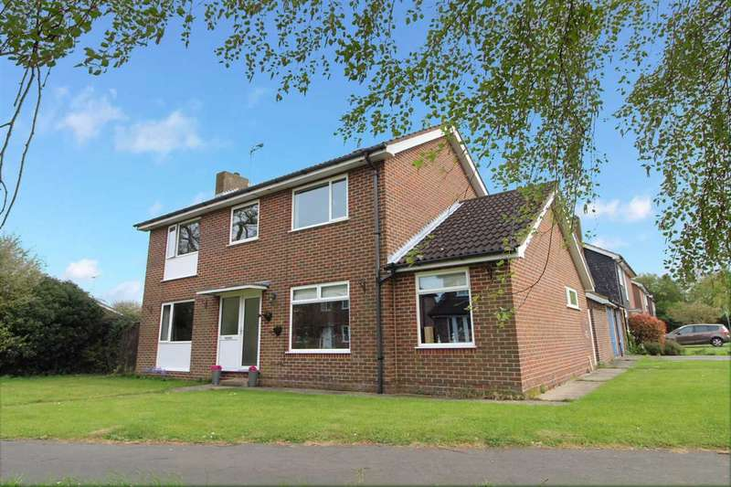 4 Bedrooms Detached House for sale in Boydlands, Capel St Mary