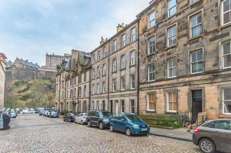 2 Bedrooms Property for sale in 2f1, 3 Cornwall Street, West End, Edinburgh, EH1 2EQ