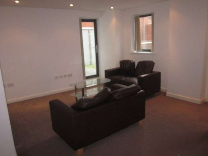 2 Bedrooms Apartment Flat for rent in Cymberline House, Shakespeare Street NG1
