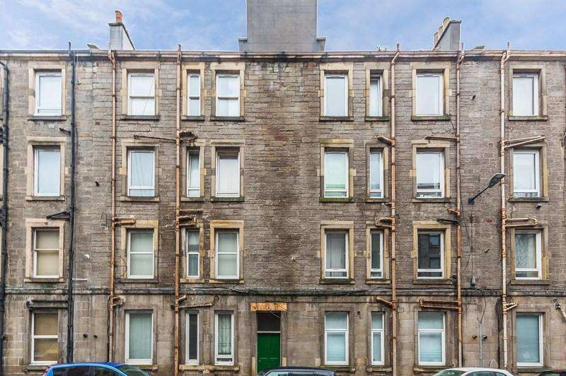 1 Bedroom Property for sale in 6/15 Bothwell Street, Easter Road, Edinburgh, EH7 5PR