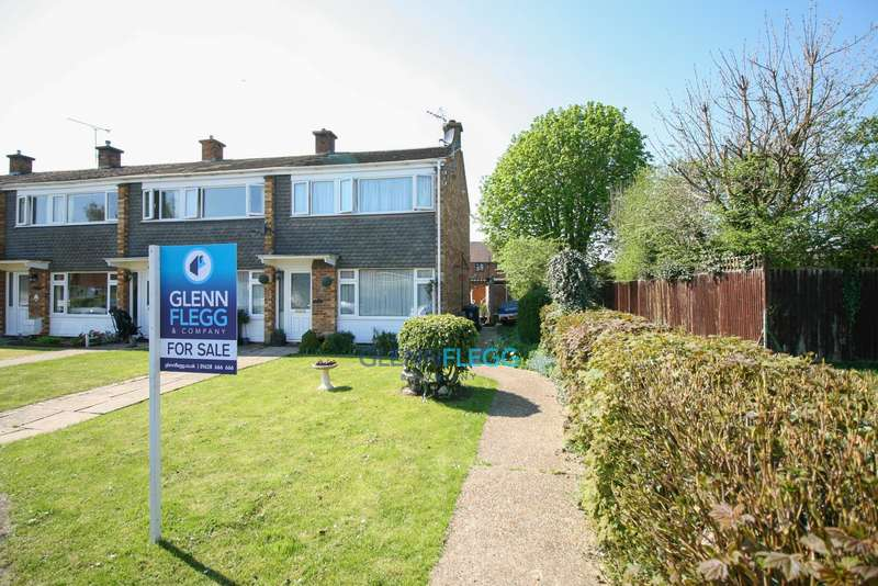 3 Bedrooms End Of Terrace House for sale in Burnham - OPEN HOUSE Saturday 28th April