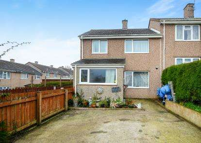 3 Bedrooms Semi Detached House for sale in Newton Abbot, Devon, England