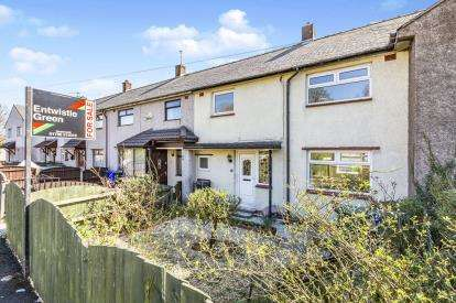 2 Bedrooms Terraced House for sale in York Avenue, Helmshore, Rossendale, Lancs, BB4