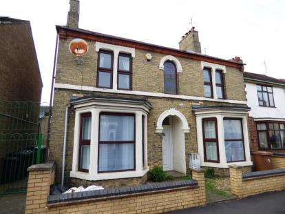 3 Bedrooms Detached House for sale in Crown Street, New England, Peterborough, Cambridgeshire