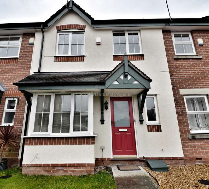 3 Bedrooms Mews House for sale in Birkdale Place, Little Ees Lane, Sale, M33 5BR