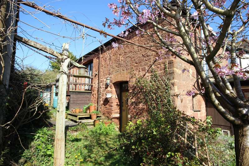 2 Bedrooms Detached House for sale in Shillingford Abbot, Exeter
