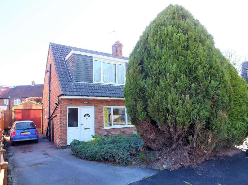 3 Bedrooms Semi Detached House for sale in Highwood Grove, Moortown, Leeds, LS17 6EP