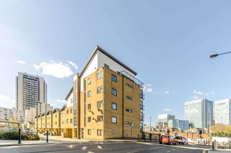 1 Bedroom Flat for sale in Gaselee Street, Isle Of Dogs, E14