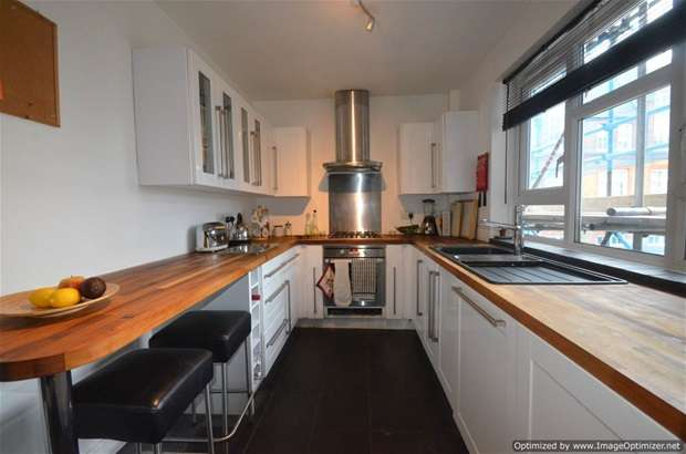 2 Bedrooms Flat for sale in Morland Estate, London Fields, E8