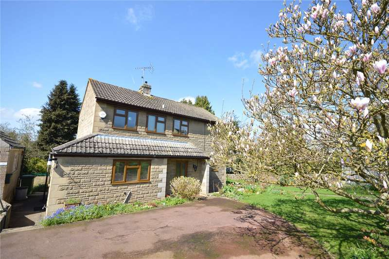 3 Bedrooms Detached House for sale in Bussage, Stroud, Gloucestershire, GL6