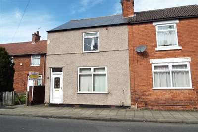 2 Bedrooms Terraced House for rent in Hall Street, Mansfield, NG18