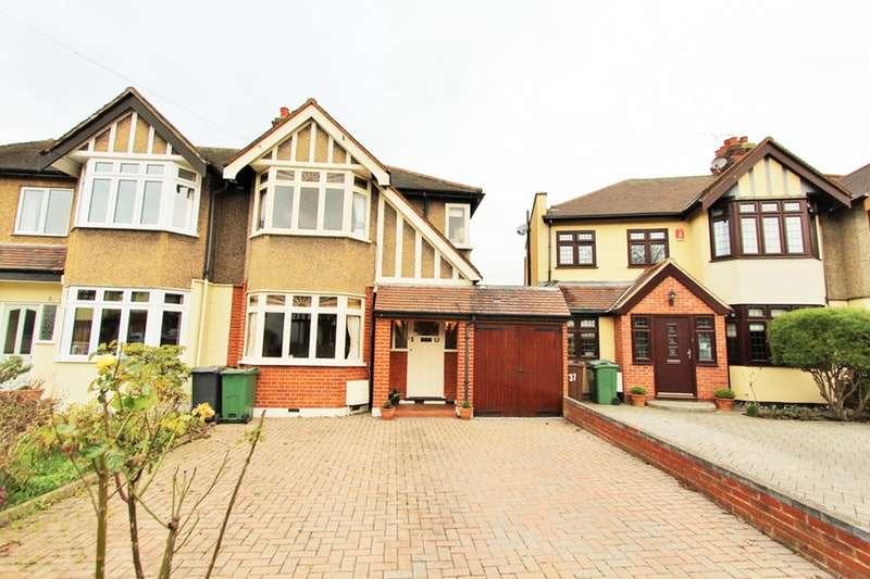 3 Bedrooms Semi Detached House for sale in Lynton Road, London, London, E4