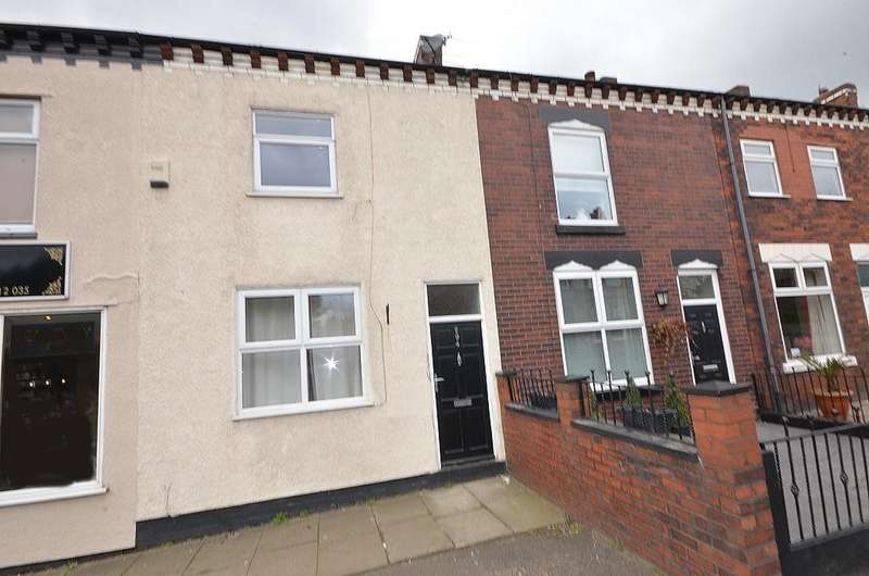 2 Bedrooms Terraced House for sale in Leigh Road, Westhoughton BL5