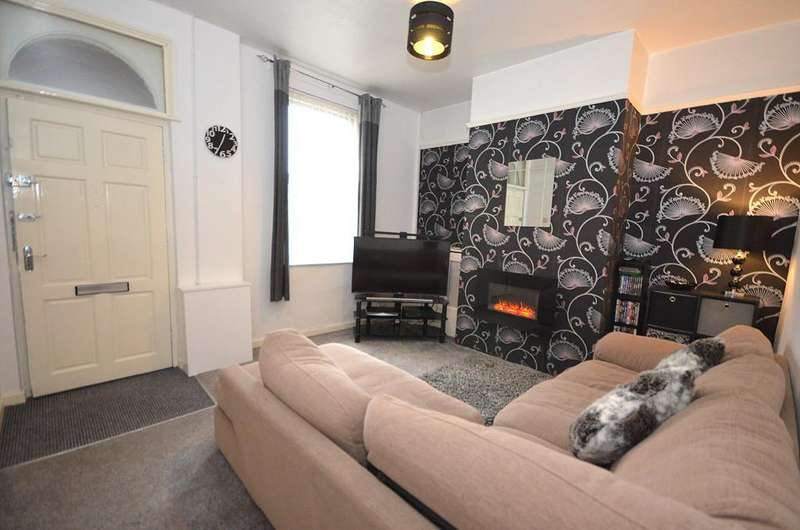 2 Bedrooms Terraced House for sale in Chorley Road, Westhoughton BL5