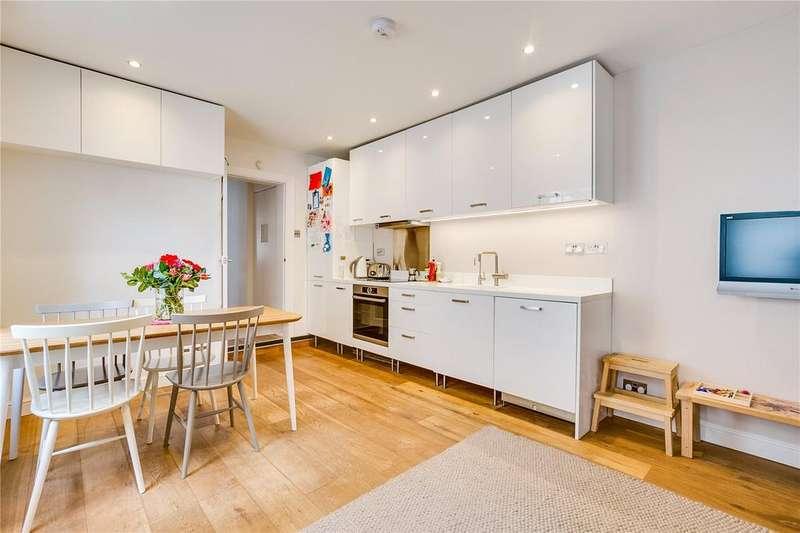 2 Bedrooms Flat for sale in Tennyson Street, Battersea, London